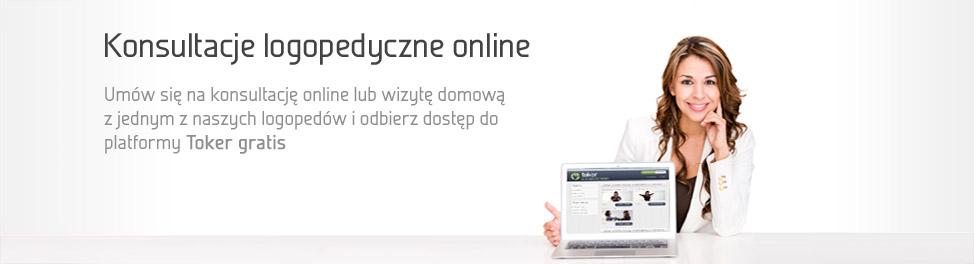 Konsultacje logopedyczne online. Umów się na konsultacje online lub wizytę domową z jednym z naszych logopedów i odbierz dostęp do Platformy Toker gratis